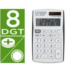 Calculadora Bolsillo Citizen SLD-322BK 8 digitos