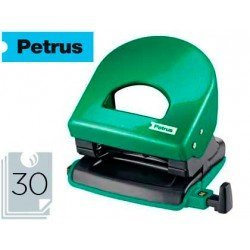 Taladrador Petrus 62 Wow color verde metalizado