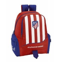 Mochila Escolar Atlético de Madrid 43x32x17 cm Poliéster Adaptable a carro Corporativa
