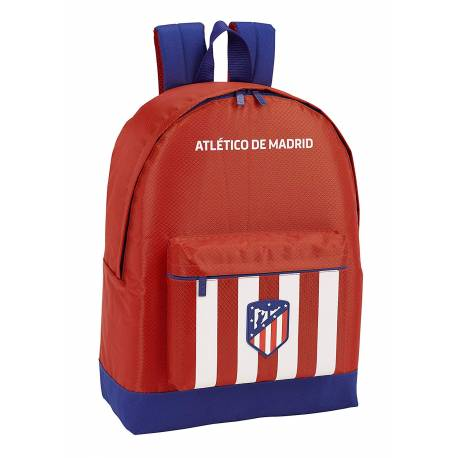 CARTERA ESCOLAR SAFTA ATCO. MADRID CORPORATIVA MOCHILA 325X430X150 MM