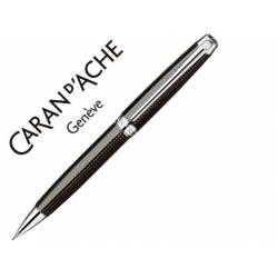 Portaminas marca Caran d'Ache Leman de Nuit Grabado 0,7 mm