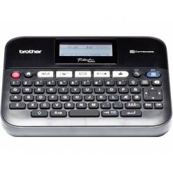 IMPRESORA ETIQUETAS BROTHER P-TOUCH PT-D450VP HASTA 30 MM/SEG USB CORRIENTE CA - PILAS CORTE MANUAL