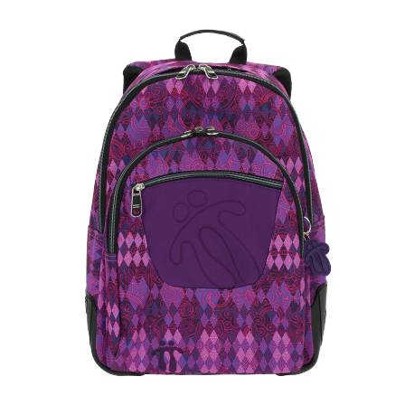 Mochila escolar - Crayola - Niña Totto 44x33x13.50cm
