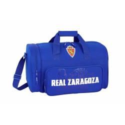 CARTERA ESCOLAR SAFTA REAL ZARAGOZA BOLSA DEPORTE 470X260X270 MM