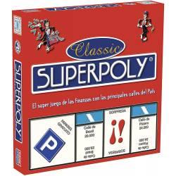 Juego de mesa Superpoly de Falomir juegos