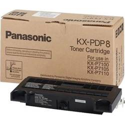 TONER PANASONIC KX-PDPK8 xxcm COLOR NEGRO