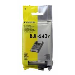 C.CANON BJC-800/820/880 BJI-643Y COLOR AMARIL. xxcm