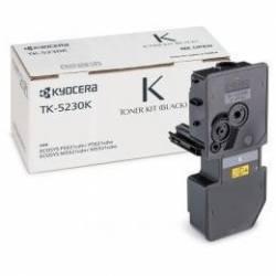 Toner marca kyocera tk-5230k Color negro