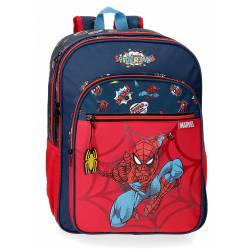 Mochila Spiderman Pop Dos Compartimentos (2072421)