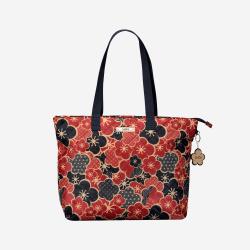 Bolso shopper mujer multicolor - Araya Totto 27x 35 x13cm