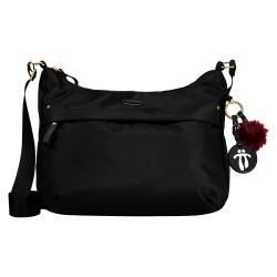 Bolso mujer negro - Ada Totto 34 x 25 x 10 cm