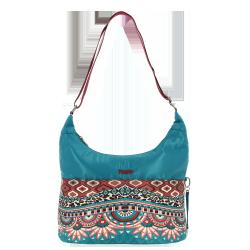 Bolso mujer multicolor - Tintera Totto 28.5x 37.5x 13cm