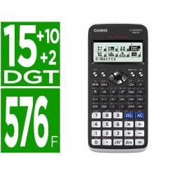 Calculadora Cientifica Casio FX-570SPX II Classwiz +15 +2 digitos