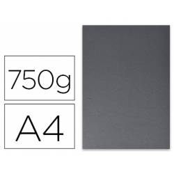 Tapa de Encuadernacion Carton Fellowes DIN A4 Color Negro 250 micras pack 50 uds