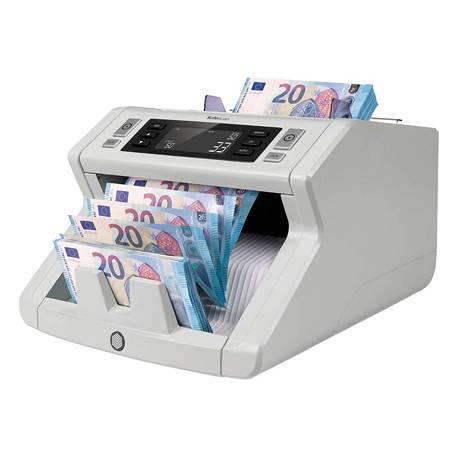 Contador de billetes Safescan 2210 con detección ultravioleta