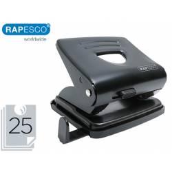 Taladrador Rapesco 825 Metal Negro
