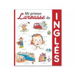 Libro Mi primer Larousse de Inglés LAROUSSE