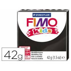 Pasta para Modelar Staedtler Fimo Kids 42gr Negro