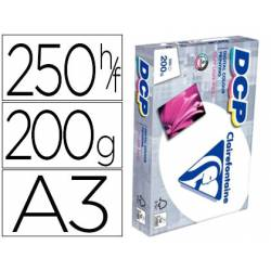 Papel fotocopiadora DIN A3 200gr Paquete de 250 hojas Clairefontaine