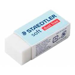 Goma de borrar Staedtler Soft Blanca 526 S30