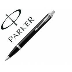 Bolígrafo Parker PK IM CT Punta 1mm Tinta Azul Negro