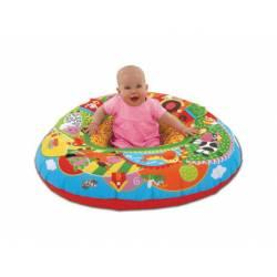 Juego para bebes Anillo Granja Hinchable marca Galt Toys