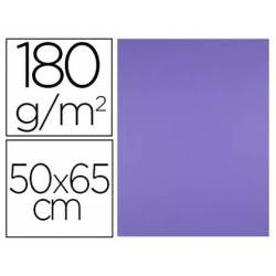 Cartulina Liderpapel Purpura 50x65 cm 180 gr