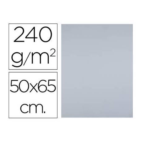 Cartulina Liderpapel Gris 50x65 cm 180 gr