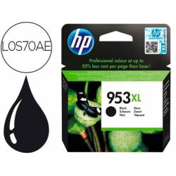 Cartucho HP 953XL Negro L0S70AE