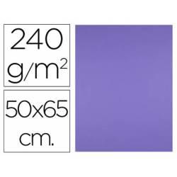 Cartulina Liderpapel Púrpura 50x65 cm 240 gr Paquete 25 unidades