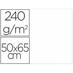Cartulina Liderpapel Blanco 50x65 cm 240 gr Paquete 25 unidades