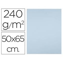 Cartulina Liderpapel Azul 50x65 cm 240 gr Paquete de 25 unidades