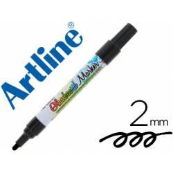 Rotulador Artline Glassboard Marker Especial Negro