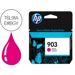 Cartucho HP 903 OfficeJet Pro 6960/ 6970 Magenta T6L91AE