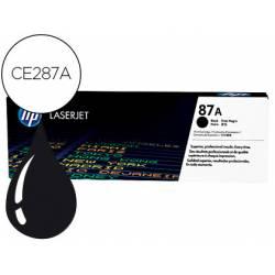 Toner HP LaserJet CF287A Negro CF287A
