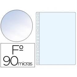 Funda Multitaladro Saro Folio Cristal 16 taladros 90 MC