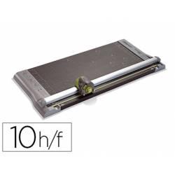 Cizalla Metálica de Rodillo Rexel Smartcut A445 Pro 4 en 1 10 hojas DIN A3