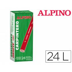 Lápiz Carpintero Alpino