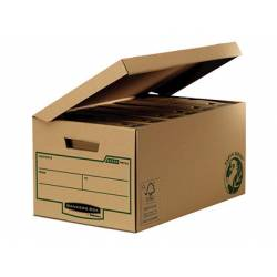 Cajon Fellowes Reciclado capacidad 6 cajas archivo 80 mm
