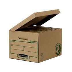 Cajon Fellowes Reciclado capacidad 4 cajas archivo 80 mm