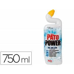 Limpiador inodoro Pato gel con lejia