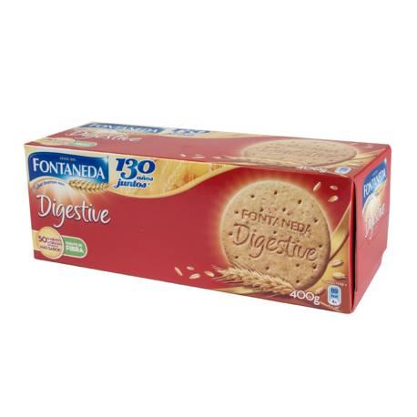 Galletas digestive marca Fontaneda