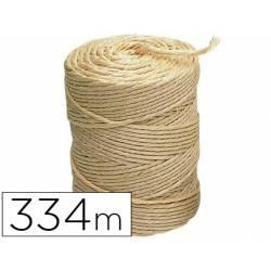 Cuerda Liderpapel Sisal 3 cabos 2 kg