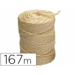 Cuerda Liderpapel Sisal 3 cabos 1 kg
