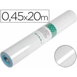 Rollo adhesivo Liderpapel Aironfix brillo transparente
