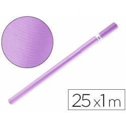 Bobina papel kraft Liderpapel 25 x 1 m lila