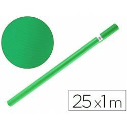Bobina papel kraft Liderpapel 25 x 1 m verde malaquita
