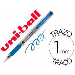 Boligrafo Uni-ball 153 Signo Broad azul 0,6 mm