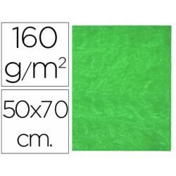 Fieltro Liderpapel 50x70cm verde