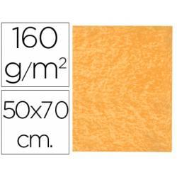 Fieltro Liderpapel 50x70cm naranja